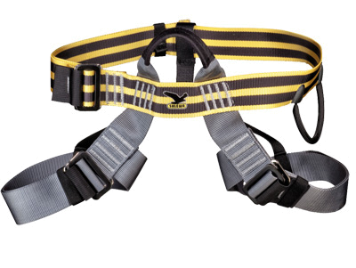 Обвязка Salewa Harnesses ADVENTURE PARK HARNESS BLACK/YELLOW