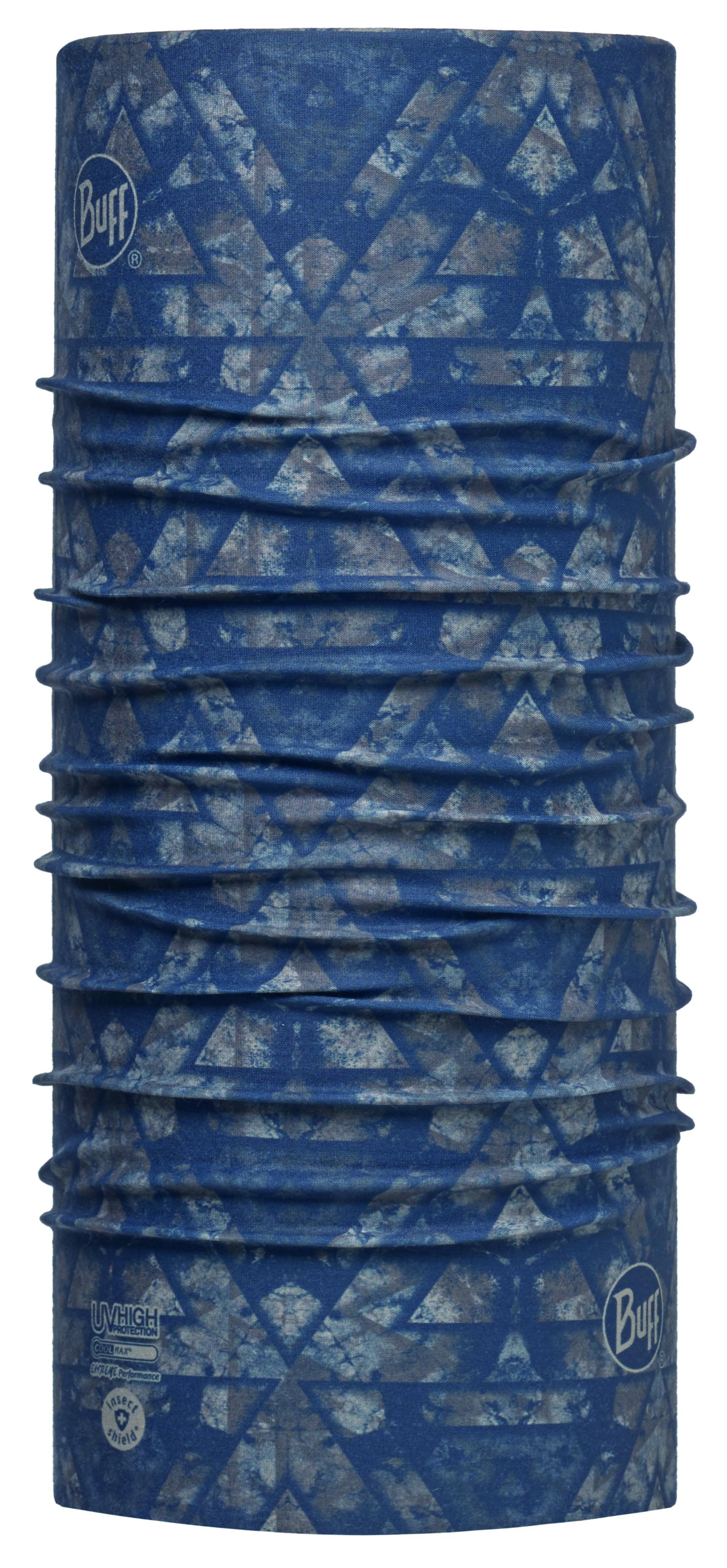 Купить Бандана BUFF INSECT SHIELD BUFF® INUGAMI BLUE Банданы и шарфы Buff ® 1312832