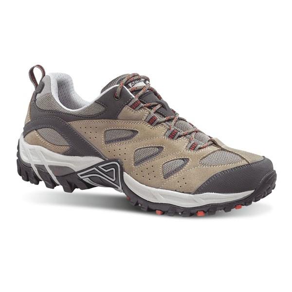 Купить Ботинки для треккинга (низкие) Dolomite 2014 Multifunction SCRAMBLE ESCAPE GREY-RED Треккинговая обувь 1015473