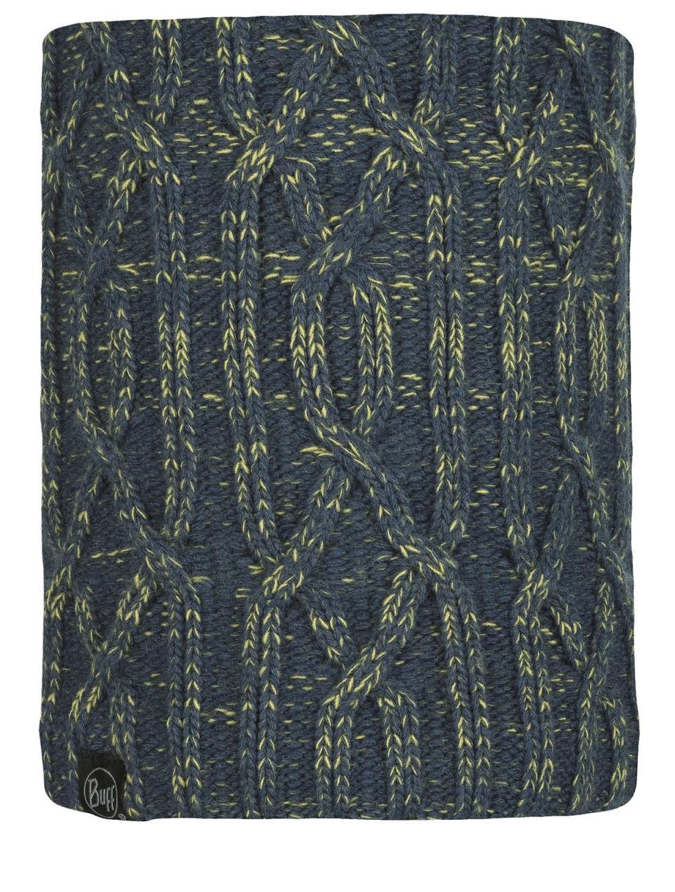 Шарф Buff Knitted & Polar Neckwarmer Idun Denim