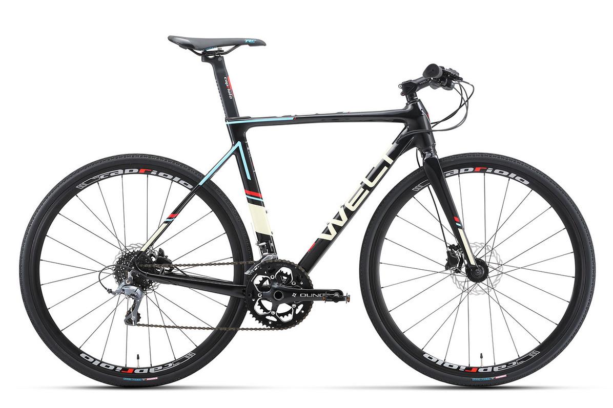 Велосипед Welt Vigo 2017 Glossy Black