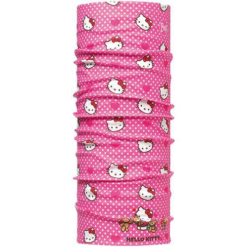 Купить Бандана BUFF KIDS LICENSES HELLO KITTY ORIGINAL HEARTSANDDOTS Банданы и шарфы Buff ® 876731