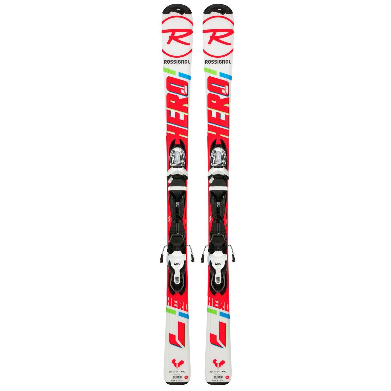 Купить Горные лыжи с креплениями ROSSIGNOL 2017-18 HERO JR XP JR/XPRESS 7 B83, лыжи, 1363803