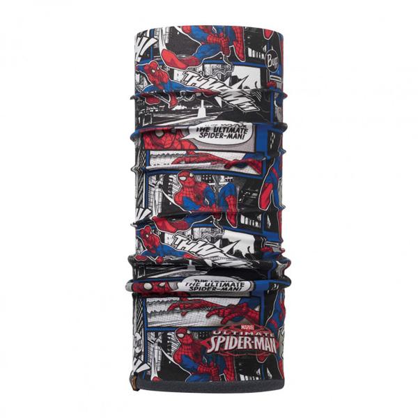 Купить Бандана BUFF Licenses SUPERHEROES JR POLAR THAWMM MULTI / GREY, Банданы и шарфы Buff ®, 1263932