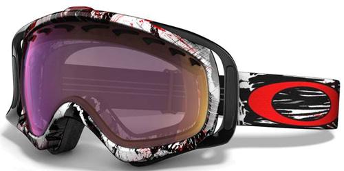 Купить Очки горнолыжные Oakley Crowbar seth morrison crowbar sig. w/g30 770978