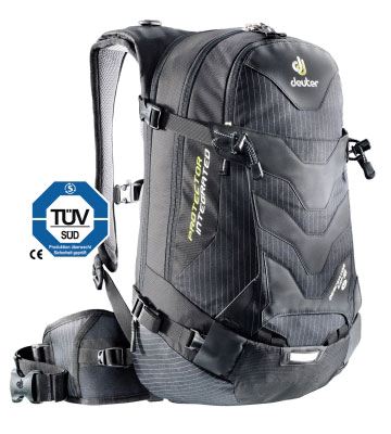 Рюкзак Deuter 2013 Descentor EXP 18SL