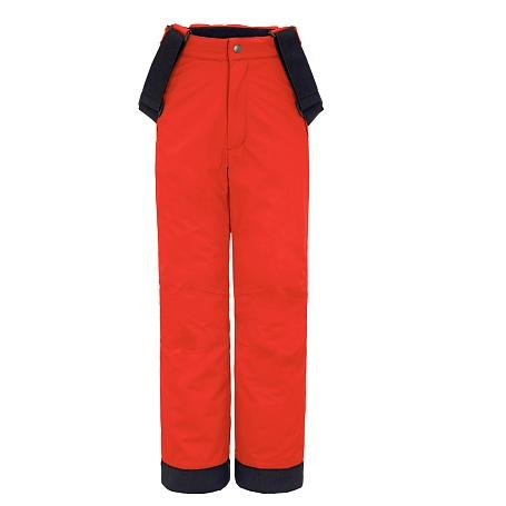 брюки maier для девочки, красные