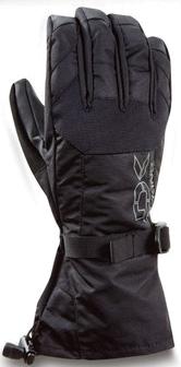 Купить Перчатки горные DAKINE 2010-11 Scout Glove черный Перчатки, варежки 664558