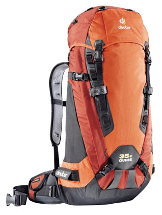 Рюкзак Deuter 2013 Guide 35+ orange-lava