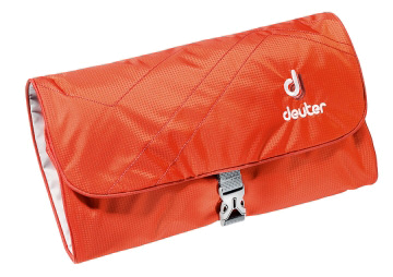 Косметичка Deuter 2015 Accessories Wash Bag II papaya-lava