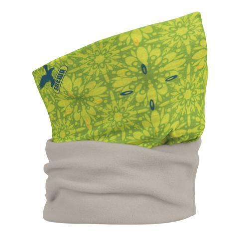Купить Бандана Salewa ICONO PL HEADBAND swing green (лимонный) Головные уборы, шарфы 752967