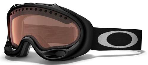 Купить Очки горнолыжные Oakley A-Frame Snow Jet Black VR28* 855731
