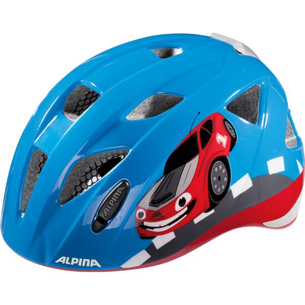 Купить Велошлем Alpina 2018 XIMO Flash red car, Шлемы велосипедные, 1323605