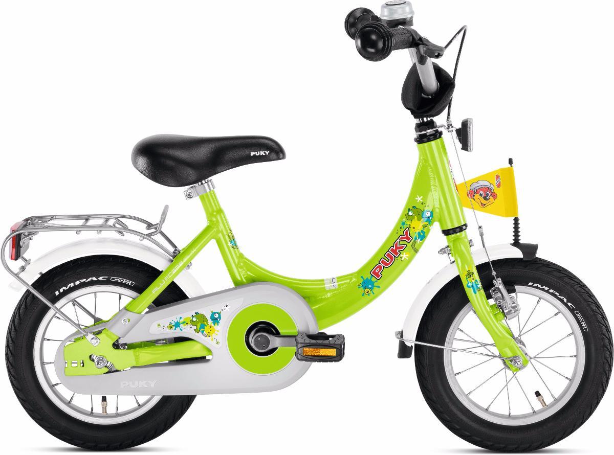 Велосипед Puky Zl 12-1 Alu 2016 Kiwi