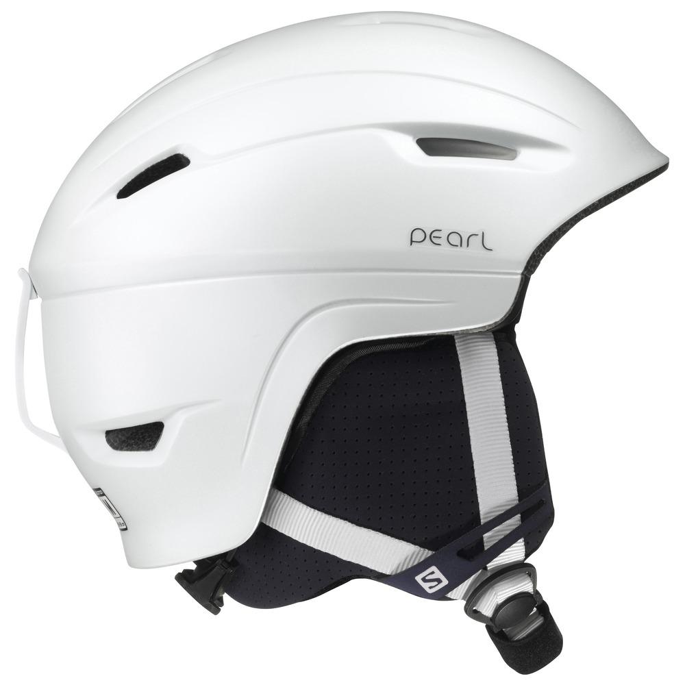 Купить Зимний Шлем SALOMON 2016-17 HELMET PEARL 4D White, Шлемы для горных лыж/сноубордов, 1287387