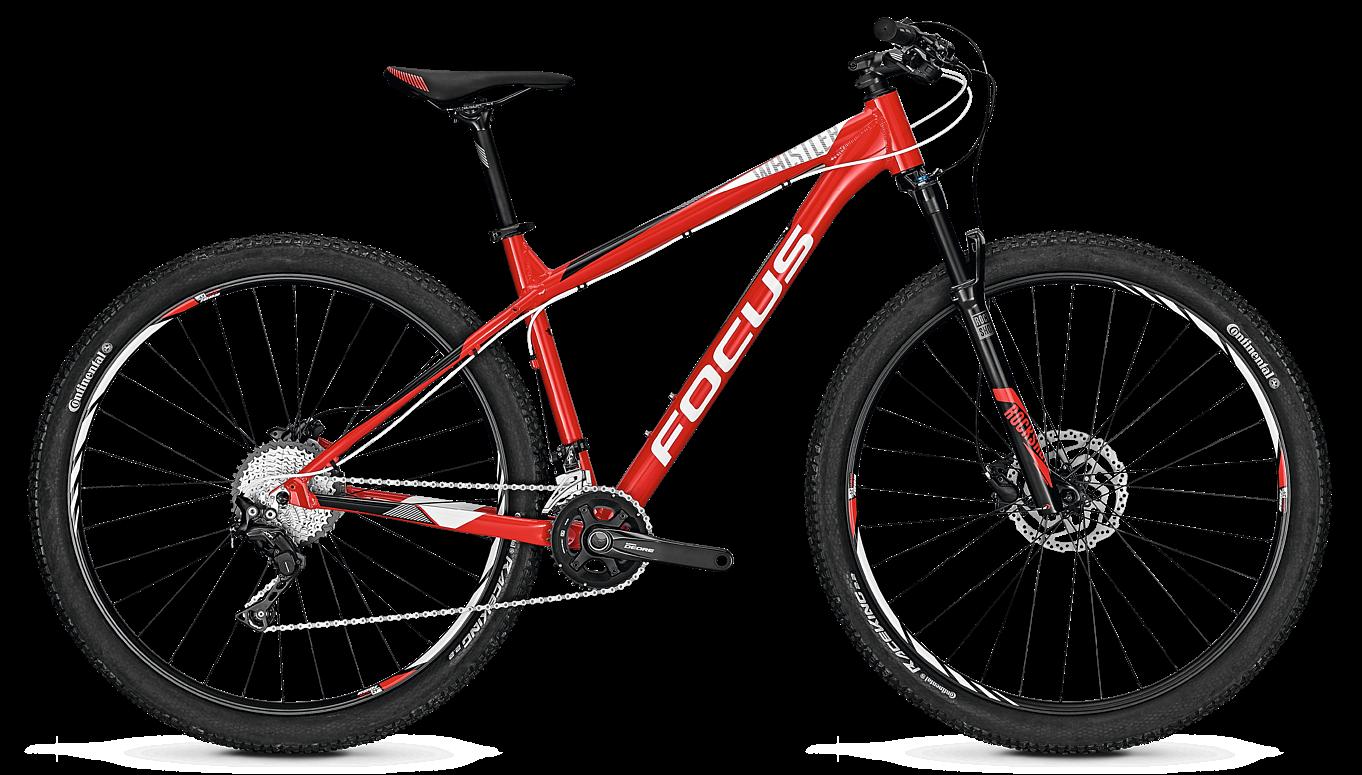 Купить со скидкой Велосипед Focus Whistler Sl 27.5 2018 Fire Red
