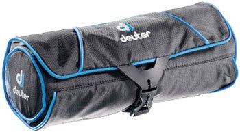 Косметичка Deuter Wash Bag Roll black-coolblue