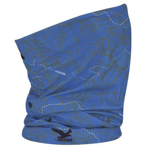 Купить Бандана Salewa ICONO POLYGIENE HEADBAND azures/line Головные уборы, шарфы 780354