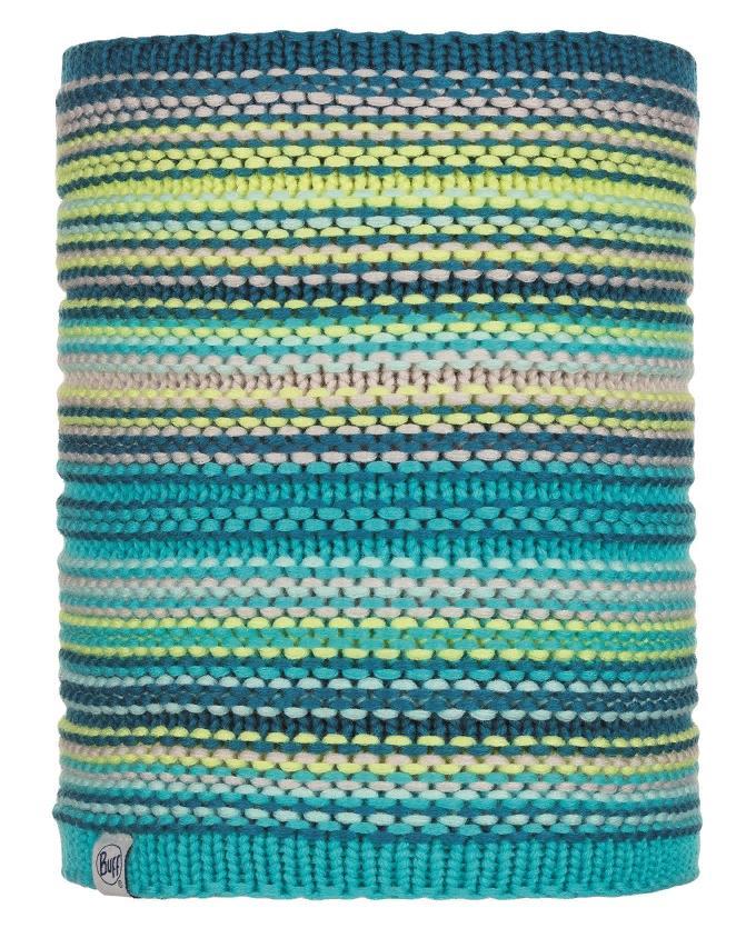 Шарф Buff Knitted & Polar Neckwarmer Amity Turquoise Jr