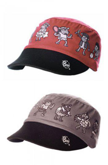 Купить Кепка BUFF VISOR EVO 2 PIPOL Jr., Детская одежда, 721365