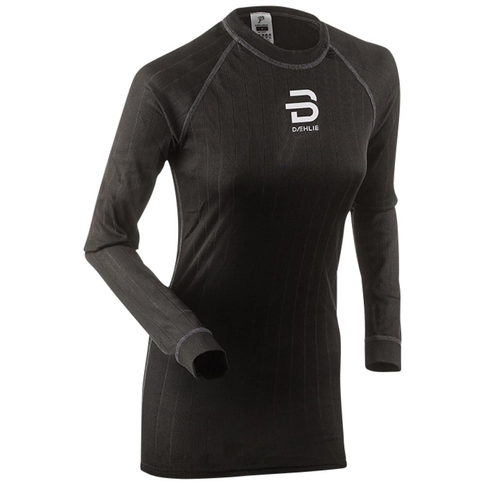 Футболка С Дл. Рукавом Bjorn Daehlie 2016-17 Shirt Compete Wmn Black