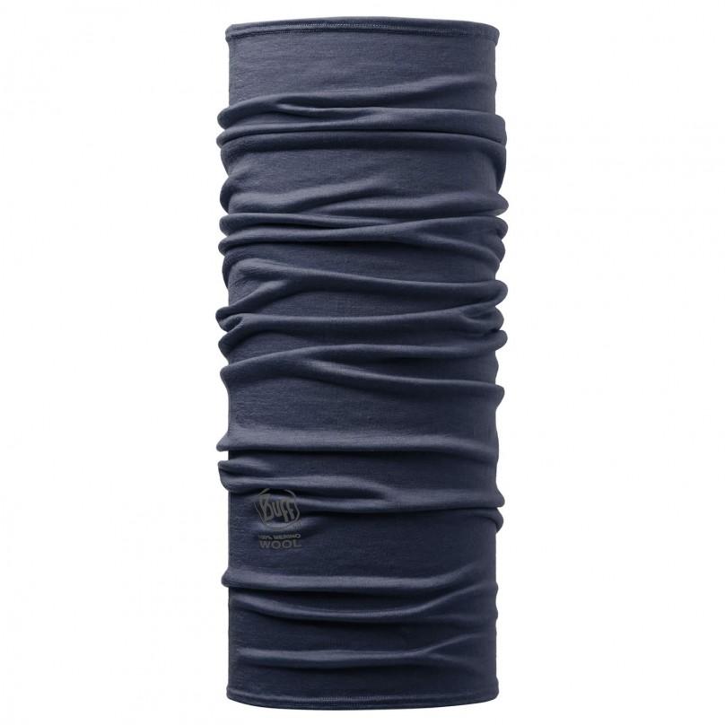 Купить Бандана BUFF MERINO WOOL SOLID DENIM, Банданы и шарфы Buff ®, 1263366