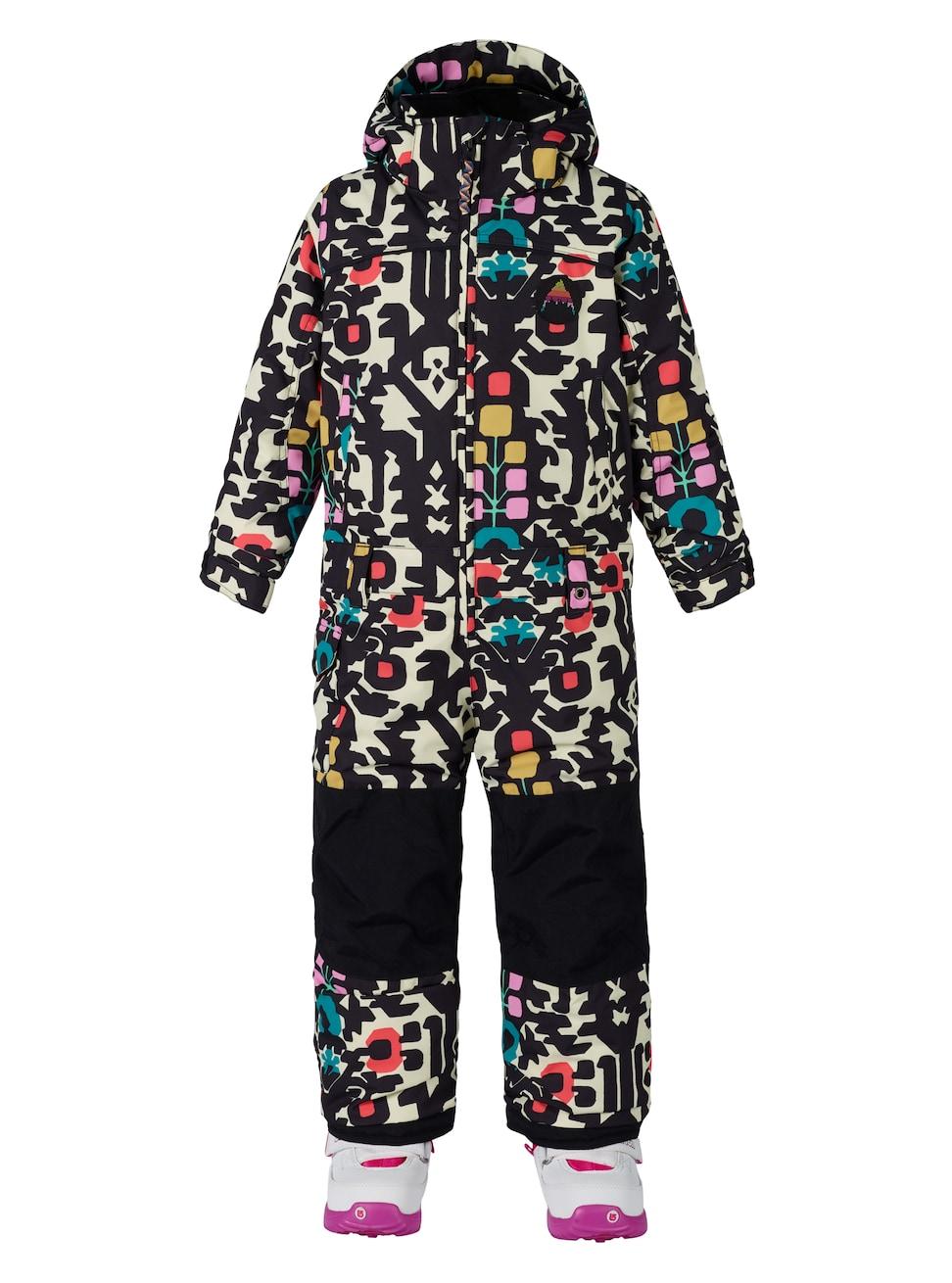 Купить Комбинезон сноубордический BURTON 2017-18 GIRLS MS ILLUSN OP YOUNG FOLKS, Детская одежда, 1354950