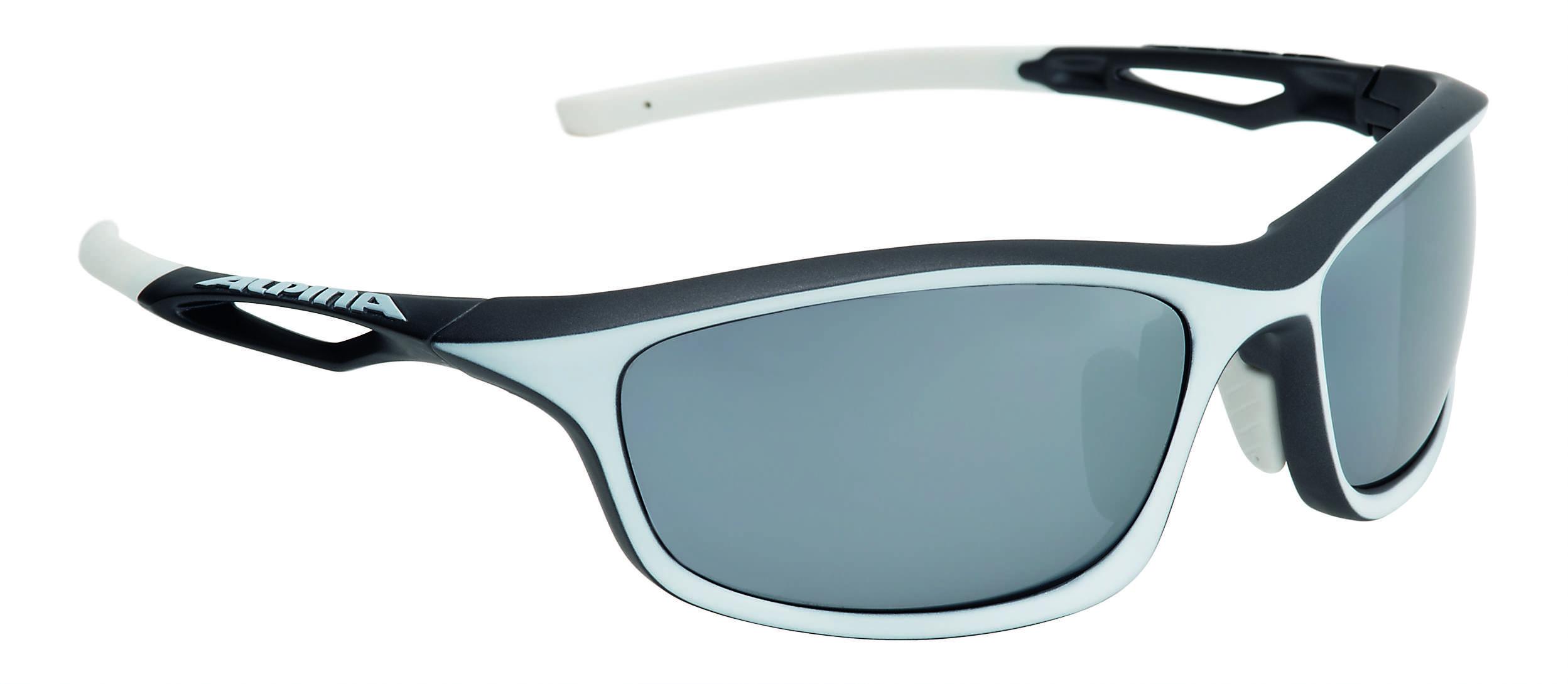 Купить Очки солнцезащитные Alpina PERFORMANCE SORCERY CM+ anthrac. matt-white matt, солнцезащитные, 1180507