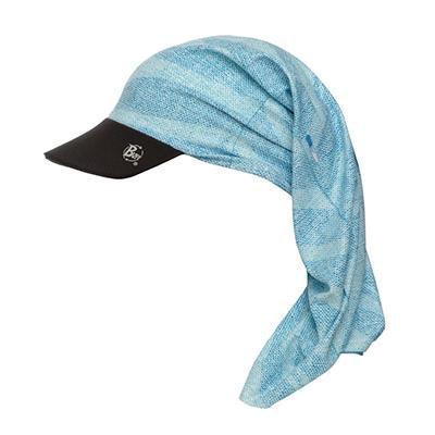 Купить Бандана BUFF VISOR BLUE PALM Банданы и шарфы Buff ® 763488