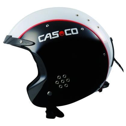 Зимний Шлем Casco SP - High Fly (PC) COMP. BLK-WHT-RED (1500.)
