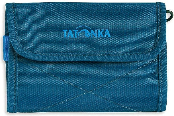 Кошелек Tatonka Euro Wallet Shadow Blue