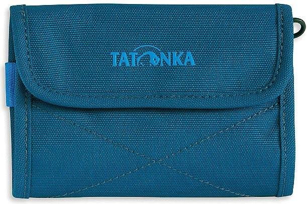 женский кошелёк tatonka, синий