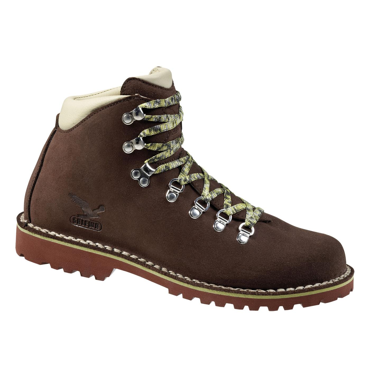 Купить Ботинки городские (высокие) Salewa Alpine Life MS ORIGINAL Brown Обувь для города 1090405