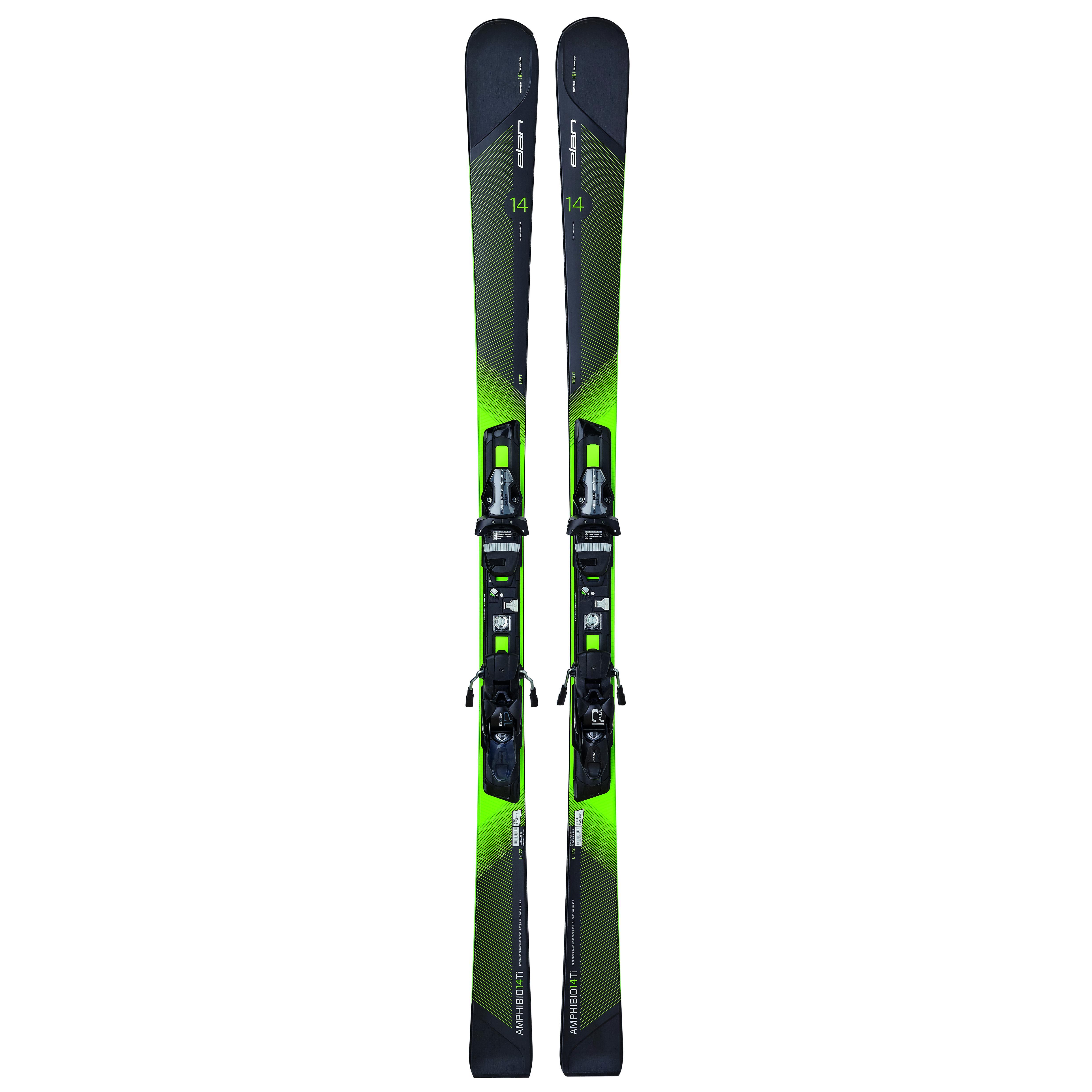 Купить Горные лыжи с креплениями Elan 2015-16 AMPHIBIO 14 TI F ELX 12.0 /, лыжи, 1157062