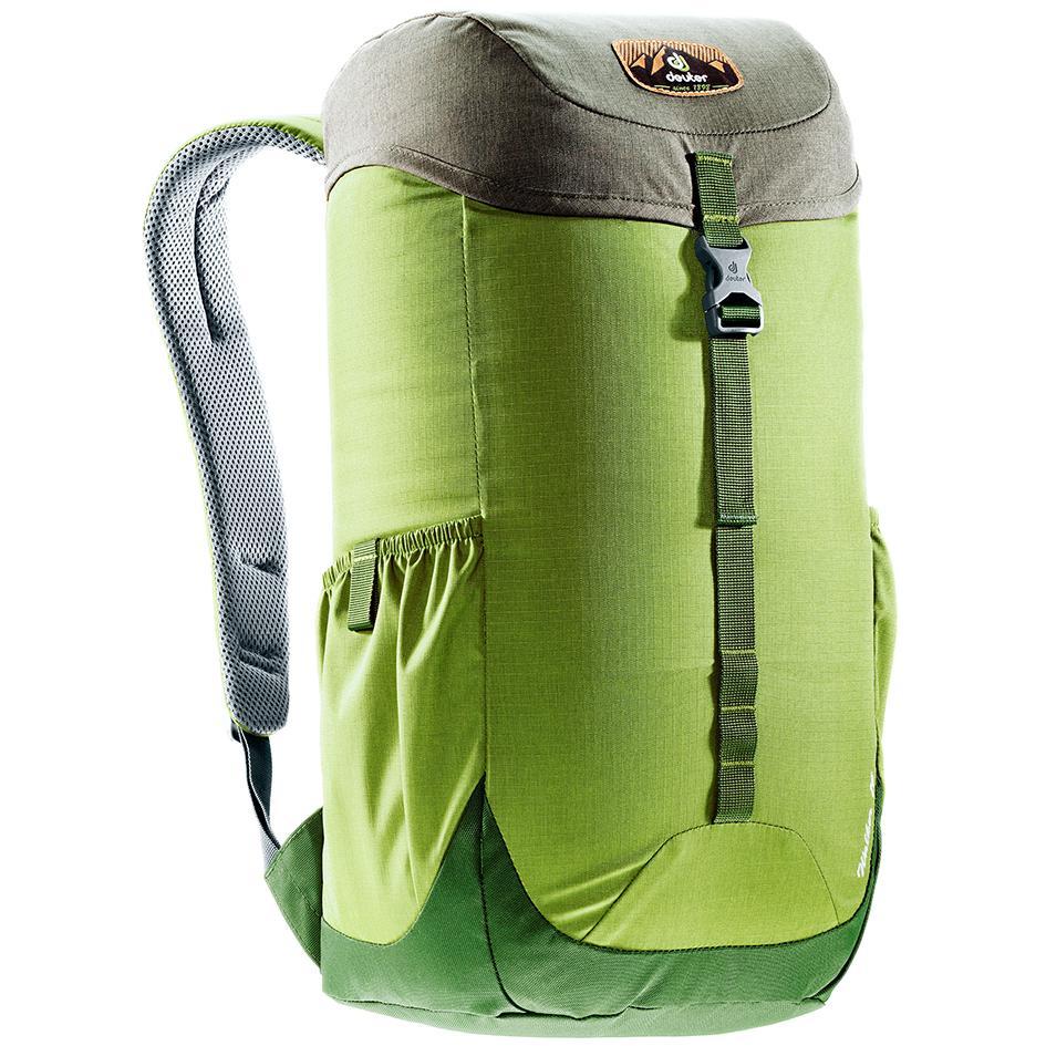 Рюкзак Deuter 2017-18 Walker 16 moss-pine Рюкзаки городские 1292652  - купить со скидкой