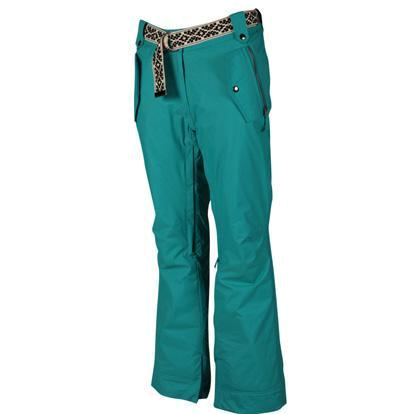 Брюки сноубордические POWDER ROOM 2013-14 SNOWBOARD PANTS SOUVENIR BELTED PANT Fresh