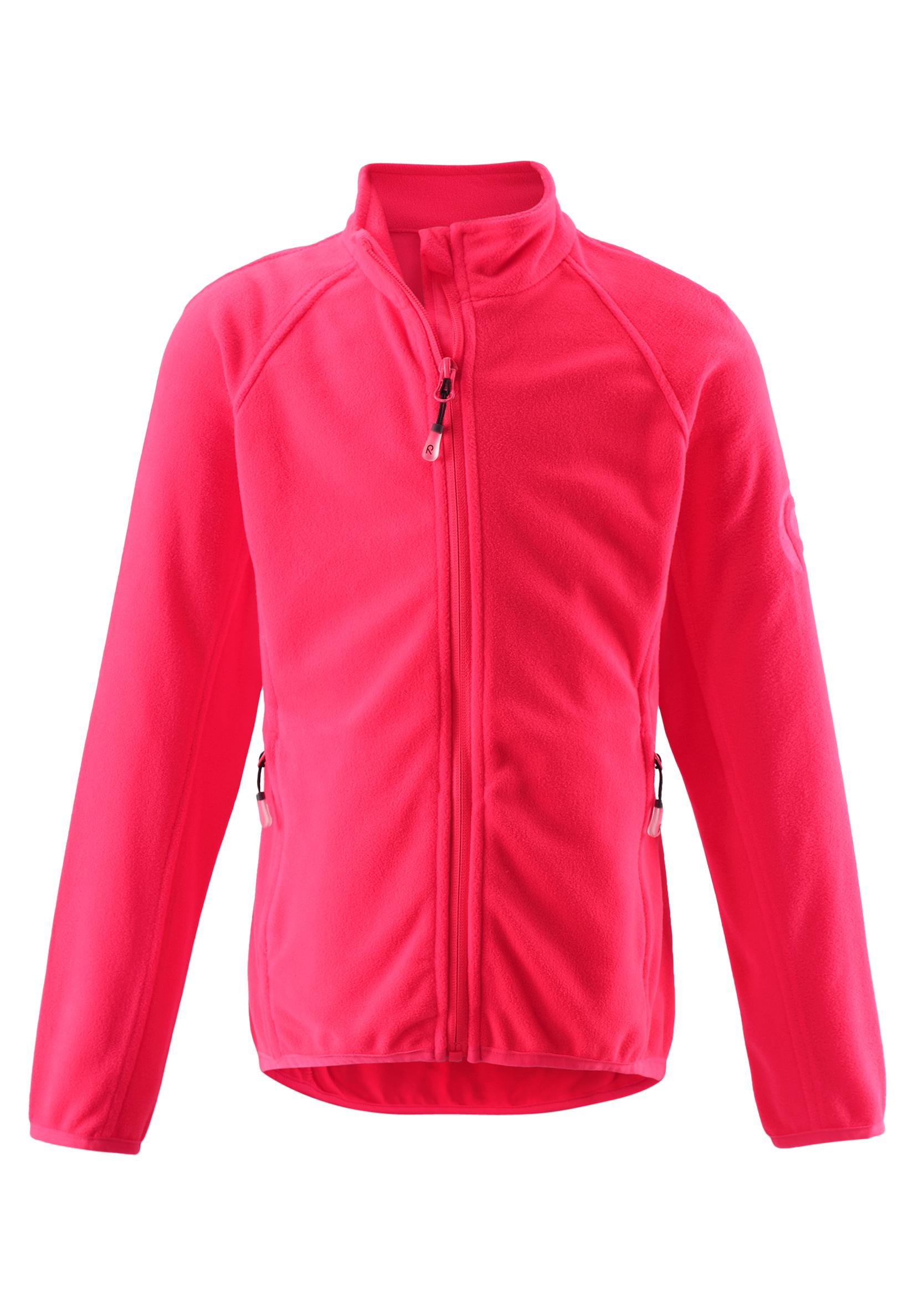 Флис горнолыжный Reima 2015-16 Alagna flamingo red Детская одежда 1197515  - купить со скидкой