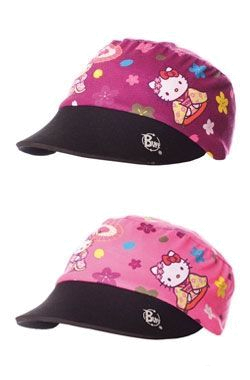 Купить Кепка BUFF VISOR EVO 2 KIMONO KITTY Jr. Детская одежда 721345