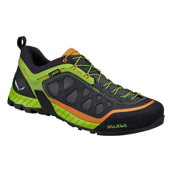 Купить Ботинки для треккинга (низкие) Salewa 2017 MS FIRETAIL 3 GTX Black Out/Dusk Треккинговая обувь 1325946