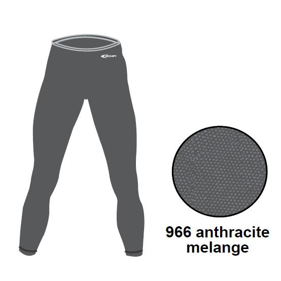 Брюки Accapi Tecnosoft Plus Trouserslady Anthracite Melange (Т.серый)