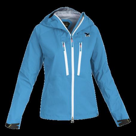 Купить Куртка туристическая Salewa MOUNTAINEERING ALPINDONNA KALI GTX W JKT opale/0100, Одежда туристическая, 1105892