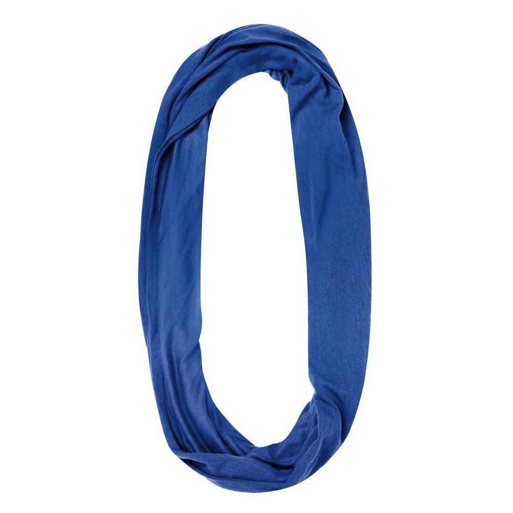Купить Шарф BUFF Infinity Wool Plain INFINITY WOOL DEEP ULTRAMARINE Банданы и шарфы Buff ® 1079899