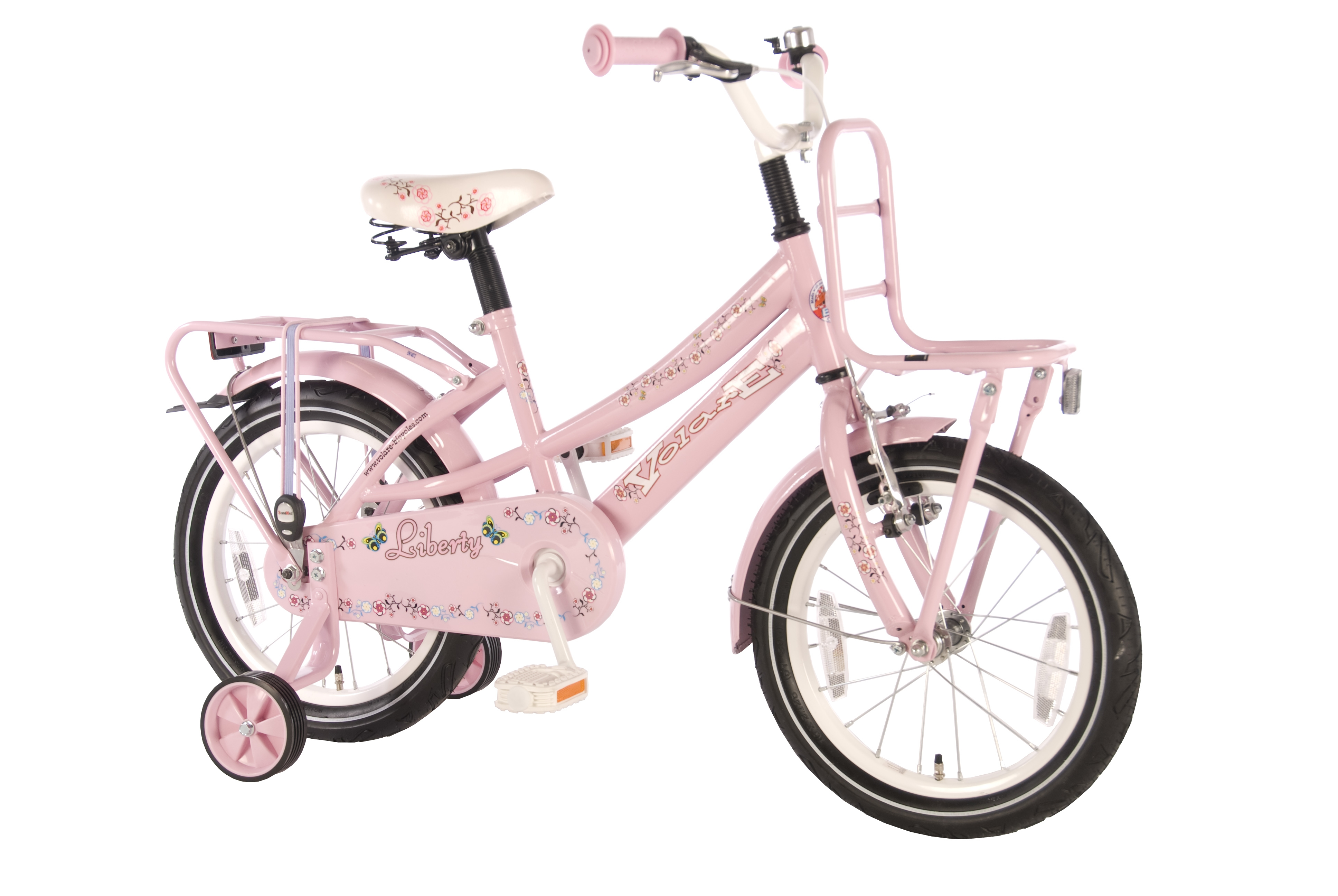 Велосипед Volare Liberty Urban 2014 Розовый