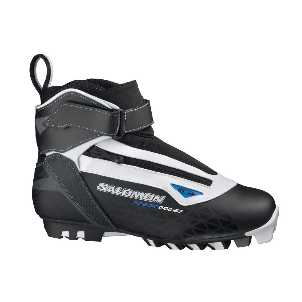 Купить Лыжные ботинки SALOMON ESCAPE 9 PILOT CF, ботинки, 1187512
