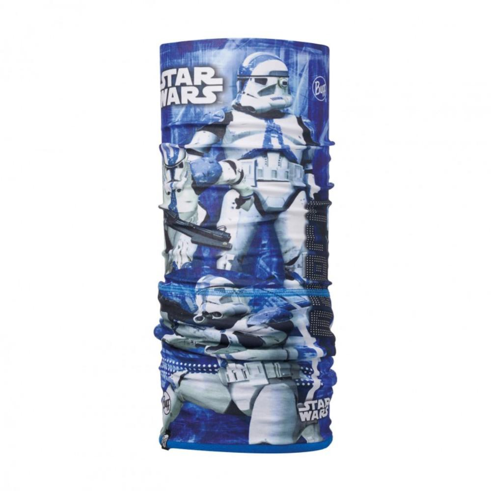 Купить Бандана BUFF Licenses STAR WARS JR POLAR CLONE BLUE / HARBOR/OD Банданы и шарфы Buff ® 1343527