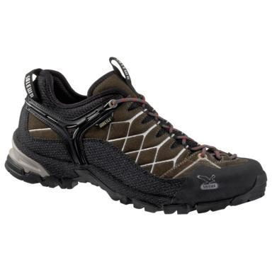 Ботинки для треккинга (низкие) Salewa Hike Approach MS ALP TRAINER GTX walnut-walnut