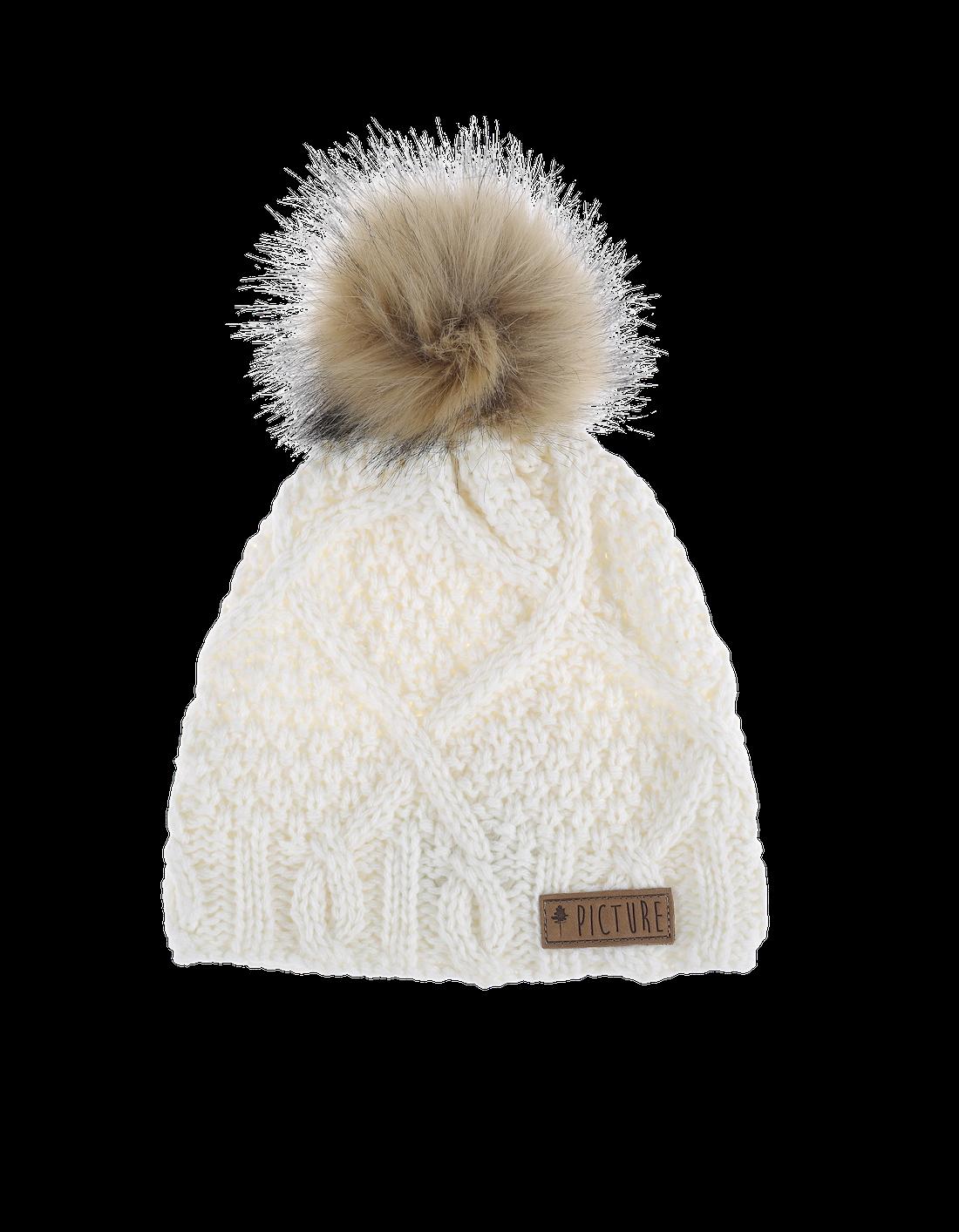 Купить Шапка Picture Organic 2016-17 JUDE D White Головные уборы, шарфы 1306664