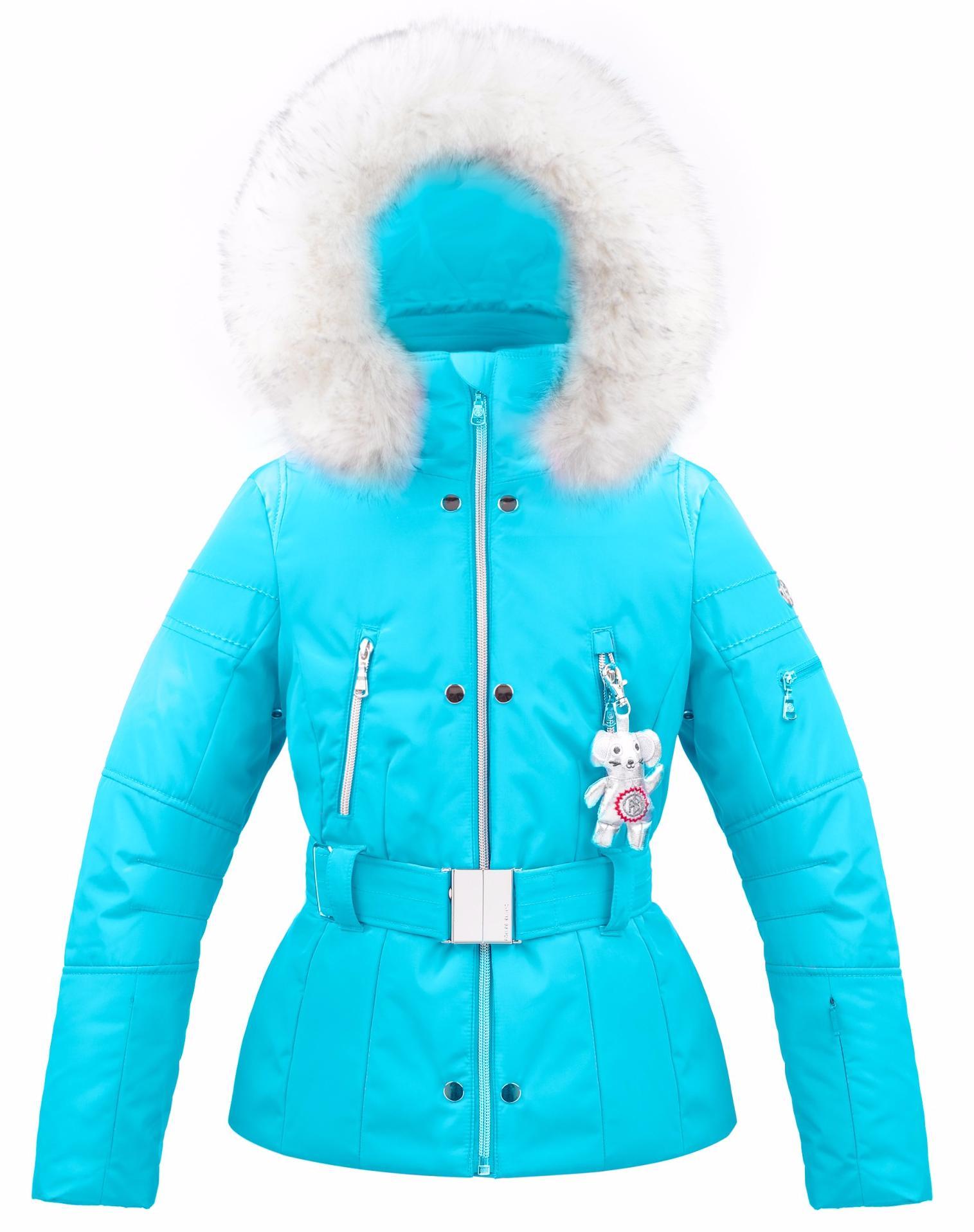 Купить Куртка Горнолыжная Poivre Blanc 2017-18 W17-1003-Jrgl/a Azure Blue, женский, Одежда горнолыжная