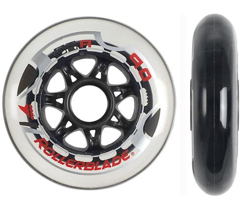 Купить Колеса Rollerblade 2013 WHEELS RB HP 90/84A NEUTRO Аксессуары для роликов 904903