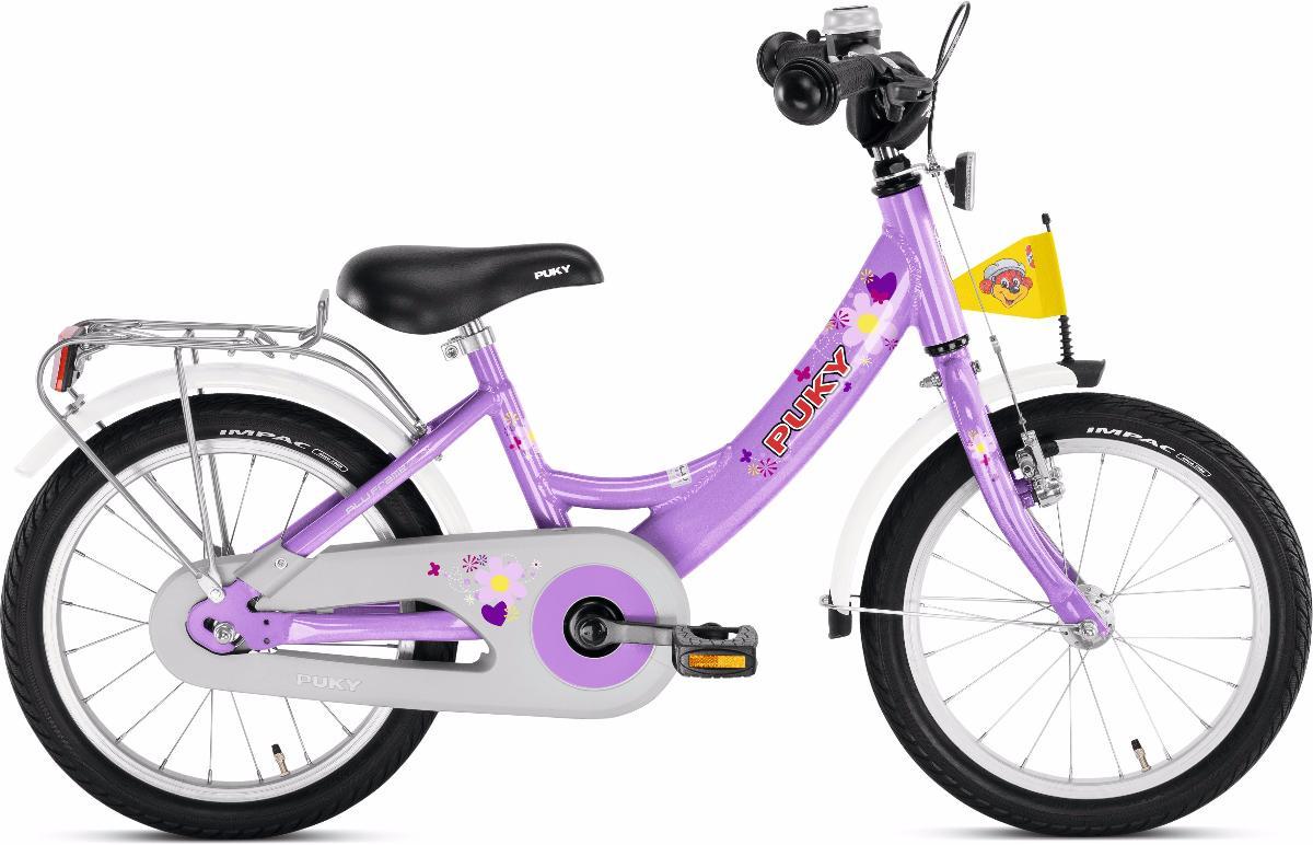 Велосипед Puky Zl 16-1 Alu 2016 Lilac